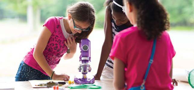 15 New Girl Scout Badges Promote STEM