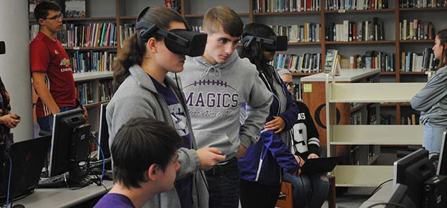 making vr a reality in classrooms