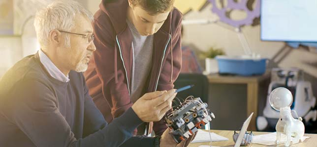 STEM Interest Declining Among Teen Boys