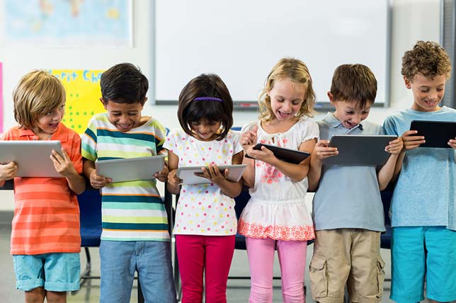 Study: Most Teaching and Learning Uses Technology Nowadays