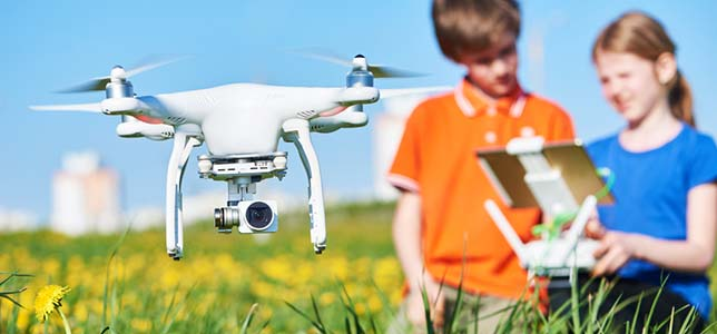 Drones Take Off in Education