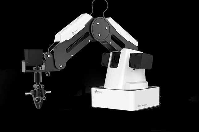 RobotLAB Adds Drone and Robotic Arm Lessons