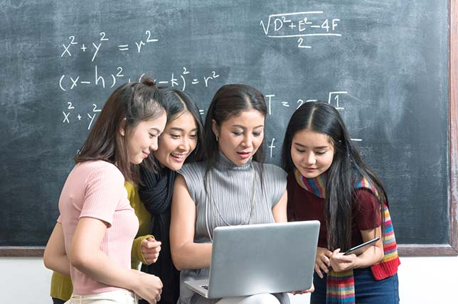 Gender Gap among Math High Achievers Evident by Grade 9, Just Gets Wider