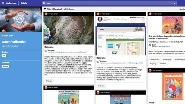 Follett Intros OER-Based Digital Classroom Collections