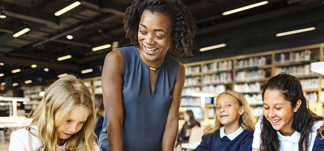 Creating a More Diverse Teacher Workforce