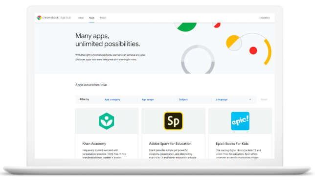 Google Launches Educator App Hub