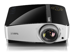 The BenQ MW767 offers a brightness of 4,000 lumens and a resolution of 1,280 x 800