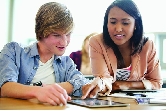 Collaborative Teaching Benefits To Students : Apps for turning the ipad into a collaborative device