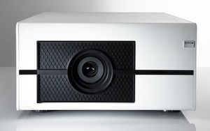The Barco Impress MSWU-81E is a three-chip DLP projector with a brightness of 8,300 lumens and a resolution of 1,920 x 1,200.