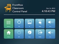 FrontRow Teacher Edition is available for iPhone and iPad.