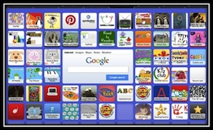 Smiths symbaloo page