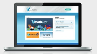 vmath math intervention program third edition