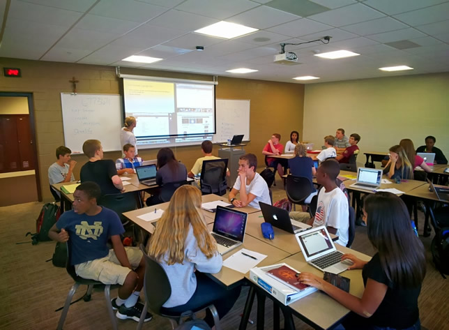 Collaborative Classroom Setup ~ Keys to designing the classroom of future journal