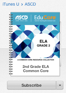 ASCD CCCSS Resources