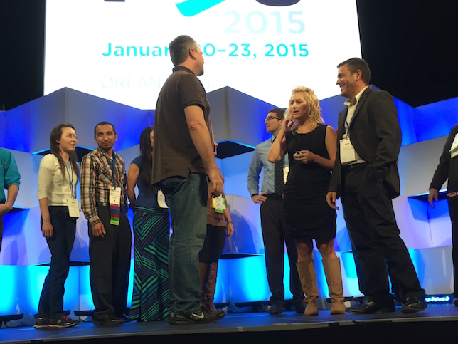 thumb wars at the fetc 2015 conference