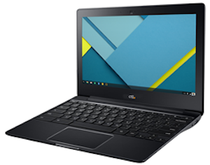 CTL's new Chromebook for education comes in two versions.