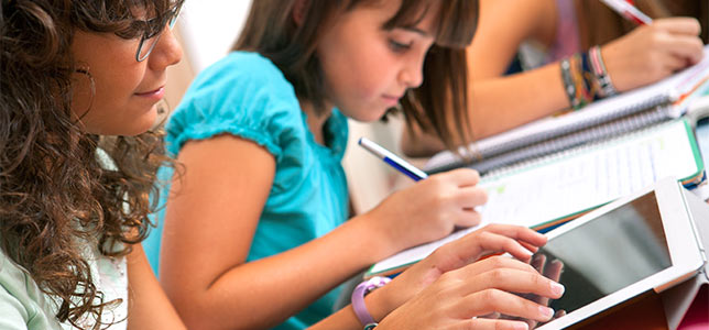 education technology: technology in the classroom