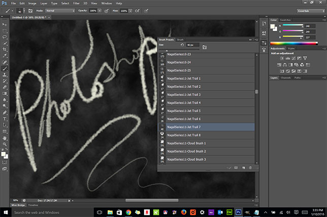 how to make the surface pro 4 work with phooshop cs6