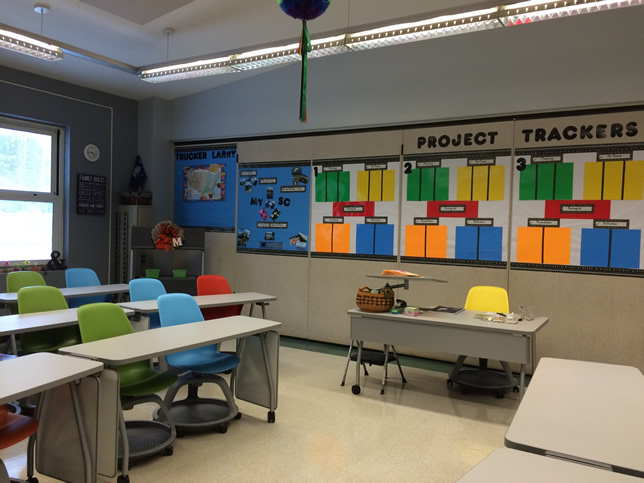 4 Ways Furnishings Can Enhance the 21st Century Classroom -- THE Journal