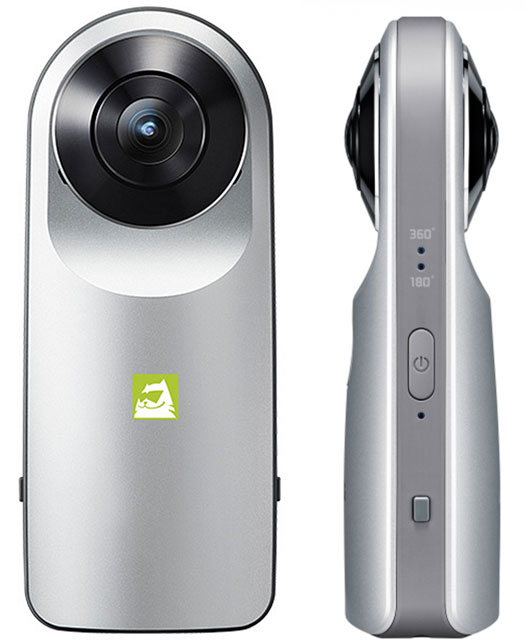 LG 360 degree camera