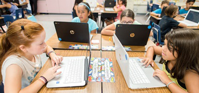 East Whittier School District Equips First And Second Graders And