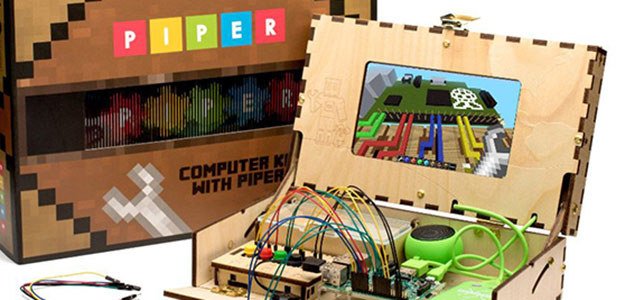 Kid-Level Computer Kit to Add 3D Scanning and Music Generation
