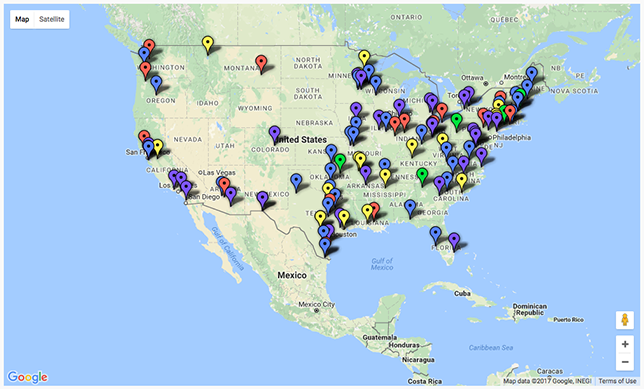 Ed Tech Strategies Publishes K–12 Cyber Incident Map    THE Journal