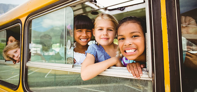 Research: School Bus Ridership Reduces Absenteeism