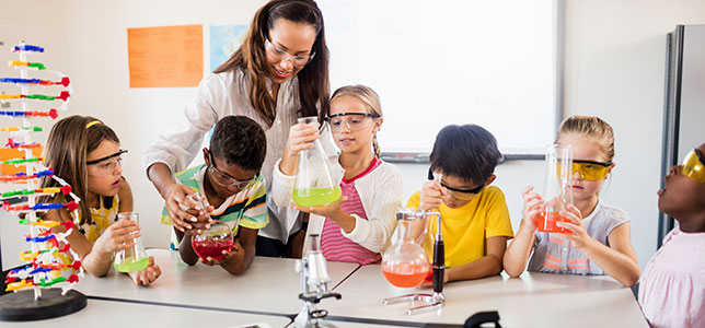 Grant Spotlight: $20 Million for PK-12 STEM Education