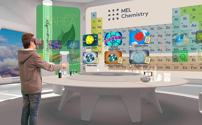 Mel science launches virtual reality chemistry lessons the journal the opportunity to build an atom of any known element with their hands andor a guiding tool anything that appears on the modern periodic table should urtaz