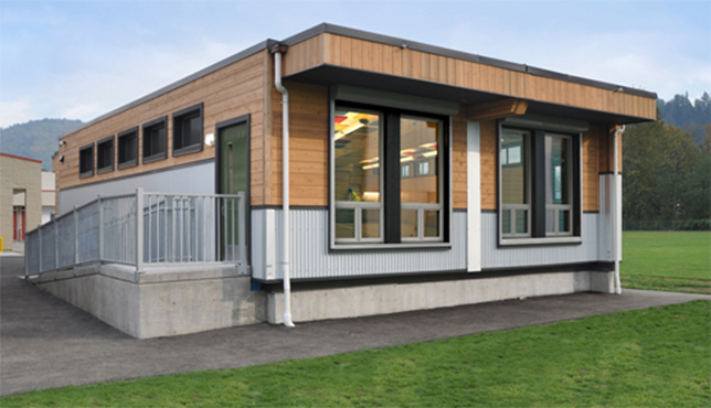 Modular Classroom Buildings For Sale ~ Stuck in a portable classroom here s how to make the best