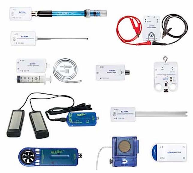 North Carolina District Adopts PASCO's Lab Sensors And