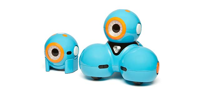 Maker of Dash & Dot Robots Releases Coding Lessons