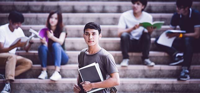 longitudinal study of high school students