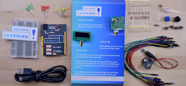 STEM Learning Kits with Arduino Sensors Now Free for Teachers -- THE Journal