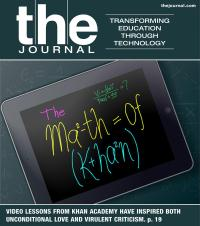 THE Journal Magazine Cover, January 2013