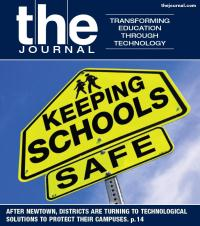 THE Journal Magazine Cover, April 2013