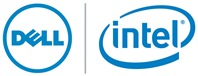 Dell and Intel Logo